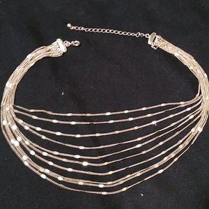 VINTAGE AVON 925 Sterling Silver Necklace